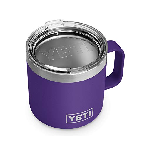YETI Peak Purple Rambler Mug 14 Ounce, 1 EA
