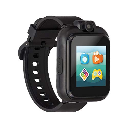 PlayZoom 2 Kids Smartwatch - Video Camera Selfies STEM Learning Educational Fun Games, MP3 Music Player Audio Books Touch Screen Sports Digital Watch Gift for Kids Toddlers Boys Girls Fun Prints