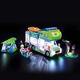 BRIKSMAX Kit de Iluminación Led para Lego Friends Autocaravana de MIA,Compatible con Ladrillos de Construcción Lego Modelo 41339, Juego de Legos no Incluido