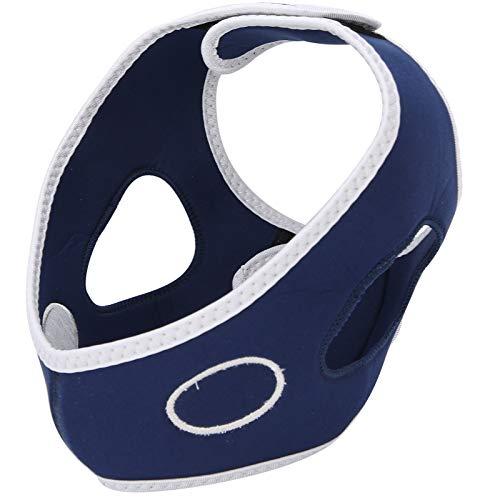 V-gezichtsriem V-gezichtsvormend verband ABS-afslankband voor het gezicht Dubbele kinband voor mannen