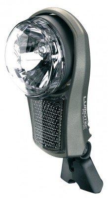LED-Scheinwerfer b&m Lumotec IQ Fly