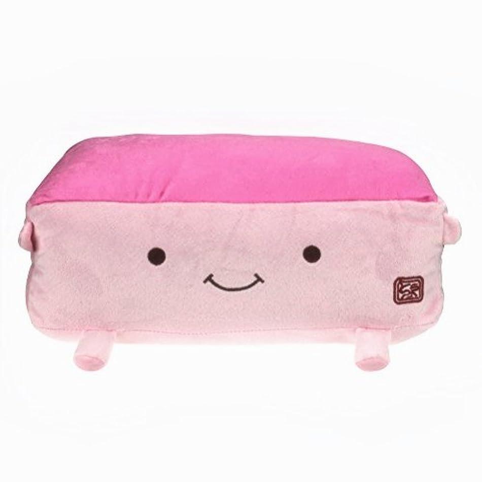規模割合講義ふわふわ はんなり豆腐 抱き枕 かわいい ハンドイン抱き枕 クッション 3色 (1個入) [並行輸入品]
