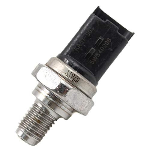 Sensor de presión Rail 8200579287 8200397346 forma for el Renault Clio 1.5 dCi MK2 MK3 Megane Scenic 5WS40208 combustible de alta calidad