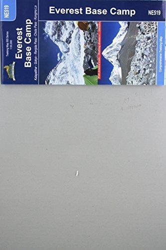 Trekking Map NE519 Everest Base camp