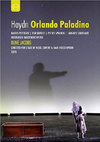 Orlando paladino, opéra comique de Joseph Haydn (Staatsoper Unter den Linden, Berlin 2009) [2 DVDs]
