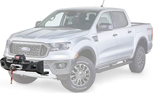 WARN 103322 Trans4mer Gen III Serie Basis Seilwinde Montagesystem: 2019–2020 Ford Ranger