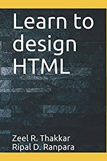 Learn to design HTML (1)