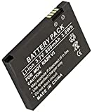 AccuCell - Batteria per Motorola V3 Razr, PEBL SNN5696, BA700