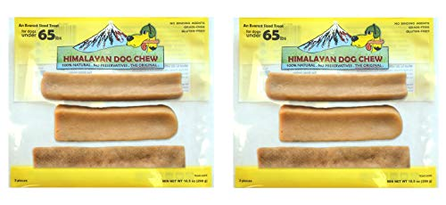 Himalayan Dog Chew - 10.5 oz. - 3 count- Pack of 2