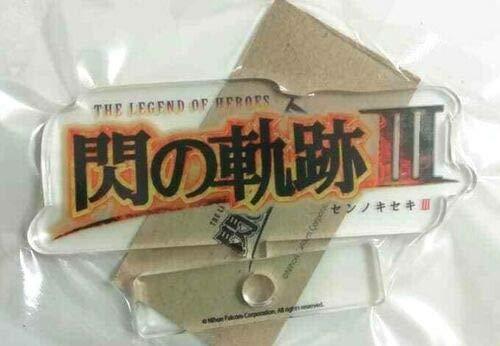 Tokyo Xanadu Rubber Strap Charm x2 Kou Tokisaka Asuka Hiiragi Game Nihon Falcom