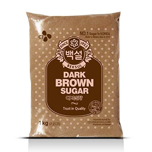 Sucre Cassonade (Dark Brown Sugar) - Beksul 1kg