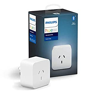 Philips Hue 929002240801 Smart Plug with Bluetooth, Works with Alexa and Google Assistant [Energy Class A Plus], White (B07YYMD5J8) | Amazon price tracker / tracking, Amazon price history charts, Amazon price watches, Amazon price drop alerts