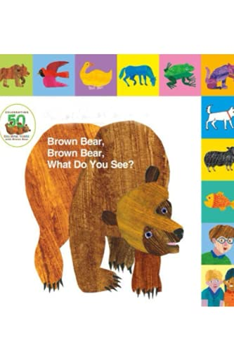 """Brown Bear, Brown Bear , What do you see?: Bear of the Blank writing Journal / Notebook /Diary /6"""" x 9"""" inches/110 pages/High Quality Printed Notebook"""