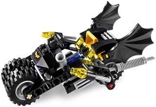 LEGO Batcycle Batman Vehicle (No Stickers)