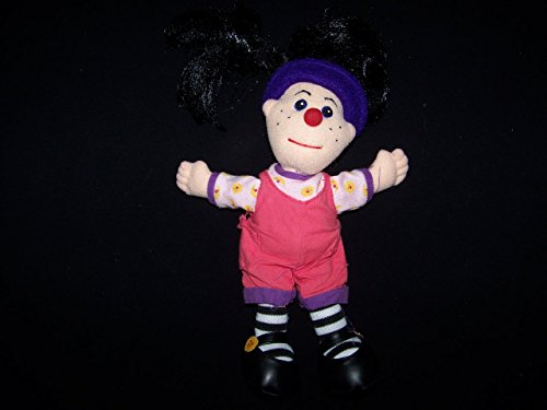 "Commonwealth Toys The Big Comfy Couch 9"" Loonette 1997 Bean Bag Plush Doll"
