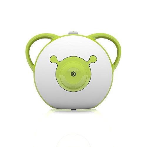 Nosiboo Pro Nasensauger (elektrisch, grün) - 7