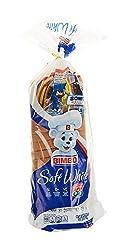 Bimbo Soft White Bread, 20 oz