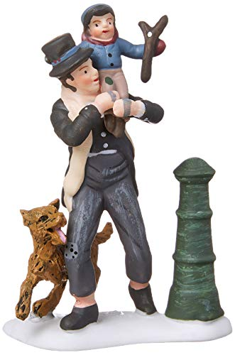 Price comparison product image Department 56 Dickens A Christmas Carol Bob Cratchit And Tiny Tim Accessory Figurine