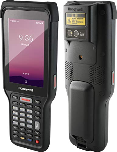 Honeywell EDA61K, Numeric Keypad, WWAN, 3G/32G, EX20 scan Engine, 4, W125766216 (3G/32G, EX20 scan Engine, 4 inch WVGA, No Camera ScanPal EDA61K, 10.2 cm (4), 800 x 480 Pixels,)