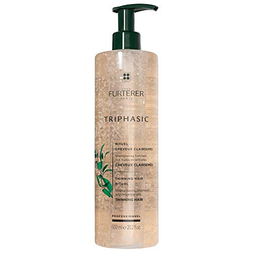 Rene Furterer Triphasic Stimulating Shampoo, 600 ml, Pack de 1