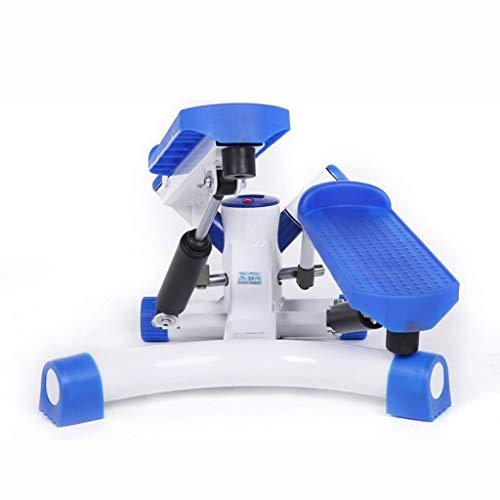 RYR Swing Side Stepper voor thuis, kleine crosstrainer, digitaal display, been, arm, conditietraining, indoor, lounge, huishoudelijk, kantoormedewerkers, vrouwen, mannen, danksgift