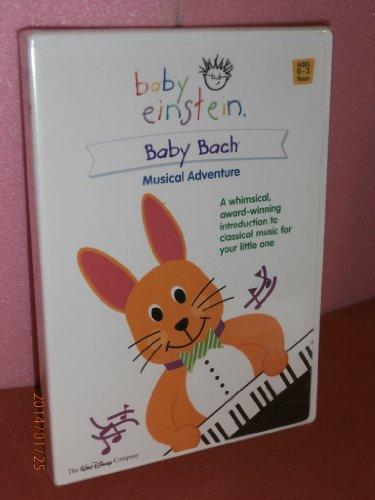 BABY EINSTEIN : BABY BACH - AVENTURE MUSICALE