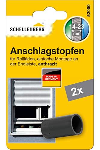 Schellenberg 52001 aanslagstop voor rolluiken antraciet