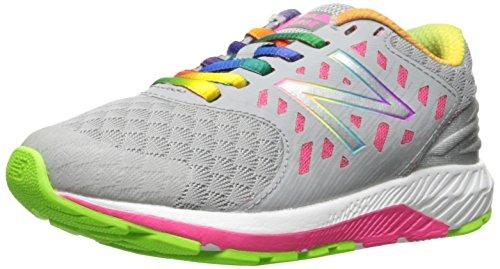 Zapatillas de correr para ni?os 'Urge V2', gris / rosa, 7 anchas para ni?os peque?os de Estados Unidos