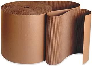 Aviditi A Flute Single Face Corrugated Roll, 250' X 9
