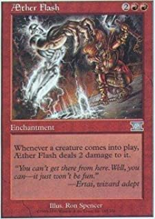 Magic: the Gathering - AEther Flash - Sixth Edition