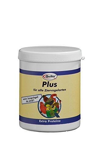 Quiko Plus Extra eiwitten voor jonge vogels van alle siervogels, doosje, per stuk verpakt (1 x 400 g)