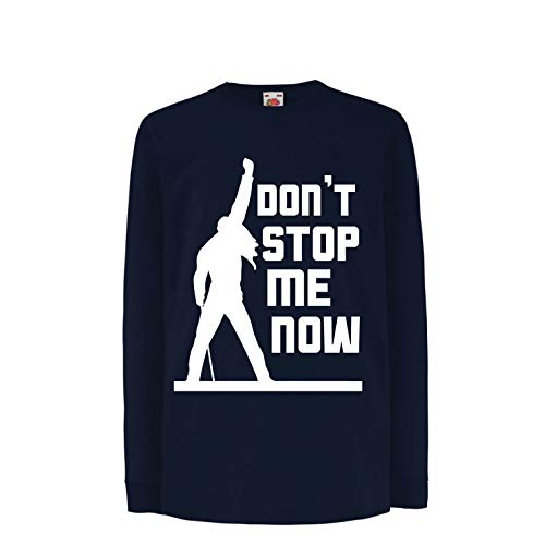 lepni.me Kinder-T-shirt met lange mouwen Don't Stop me Now! Fan shirts,