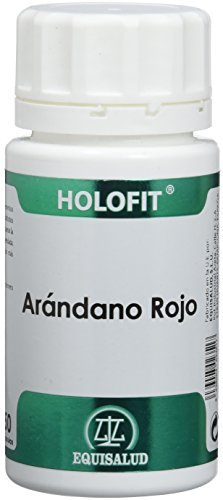 Equisalud Holofit Arándano Rojo - 50 Cápsulas
