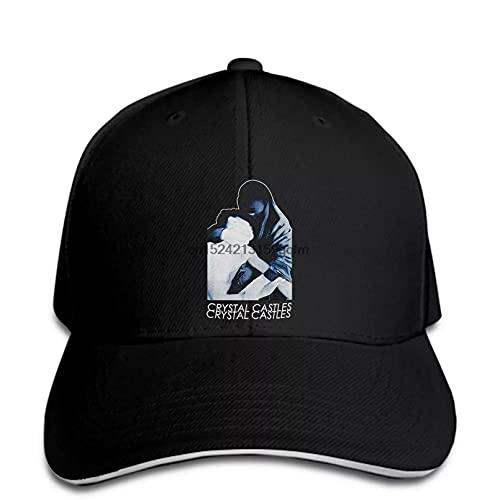 MWLSW Clásico Gorra de béisbol Grupo de Banda Canadiense Banda de Metal Industrial Hombres Black Summers ~ Big Snapback Hat Peaked Regalo Gorra Deportes al Aire Libre