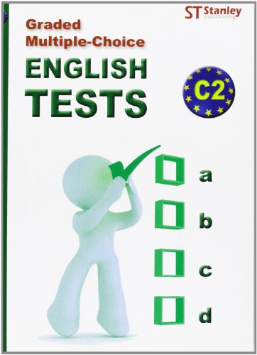 Graded multiple-choice : English tests-C2