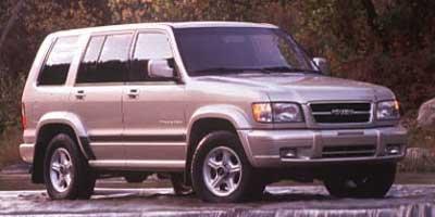 1999 Isuzu Trooper S 4 Door Automatic Transmission