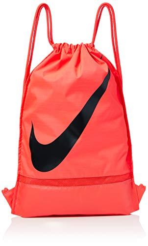 Nike Unisex's NK ACADEMY GMSK Sporttas, Laser Crimson/Laser Crimson/(Zwart Iridescent), MISC