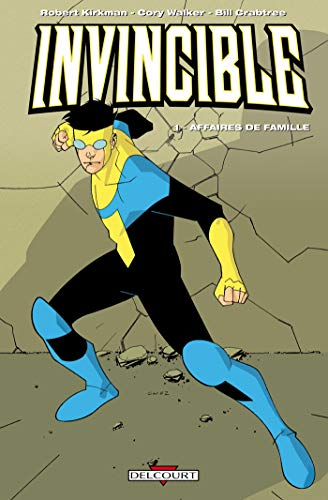 Invincible T1 - Affaires de famille (NED) PDF Books