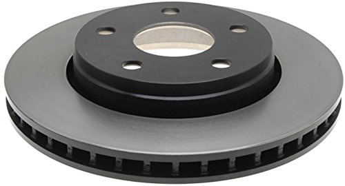 ACDelco Gold 18A2464 Black Hat Front Disc Brake Rotor