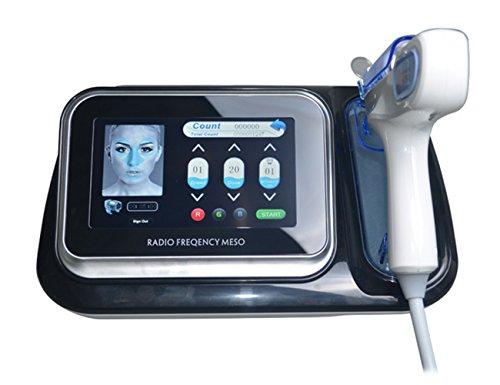Cuidado de la piel facial aguja libre mesoterapia Micro-cristal RF fotón belleza herramientas Elitzia ETLB212