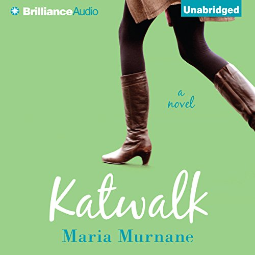 Katwalk audiobook cover art