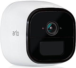 Arlo  VML4030-100PES Go - Cámara móvil de seguridad y vigilancia 100% sin cables (preparada para exteriores y Compatible con la conectividad LTE óptima para áreas con acceso WiFi limitado)