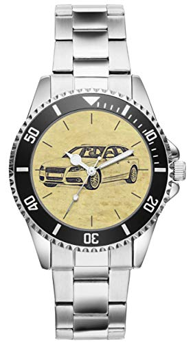 Geschenk für Audi A4 S4 RS4 Avant Fans Fahrer Kiesenberg Uhr 20269