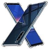 Peakally Sony Xperia 5 Hülle, Soft Silikon Dünn
