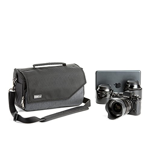 THINK TANK Mirrorless Mover 25i Bolso Bandolera, 75 cm, Negr