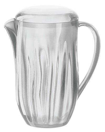 Guzzini Aqua Caraffa C/Coperchio 13,4 x 21 x H 24 cm