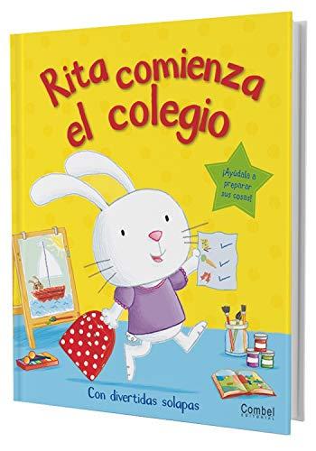 Rita comienza el colegio (Libros Actividades)