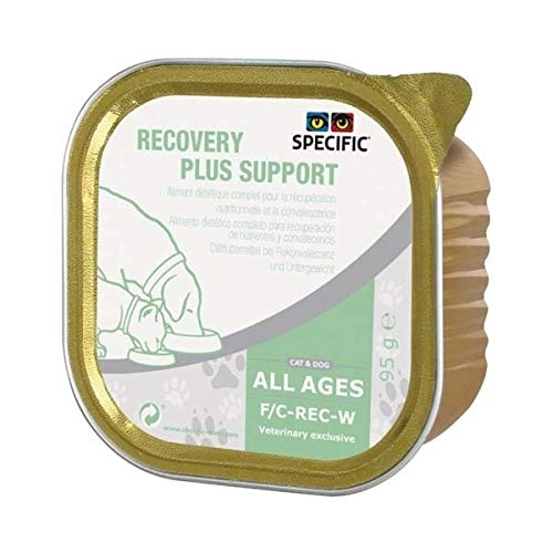 Specific Alimento para Perros Recovery Intensive Support - Paquete de 7 x 95 gr - Total: 665 gr