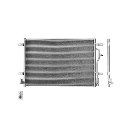 VAN WEZEL 03005194 Kondensator, Klimaanlage