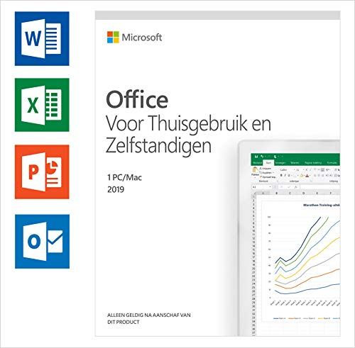 Microsoft Office 2019 MAC Home & Business